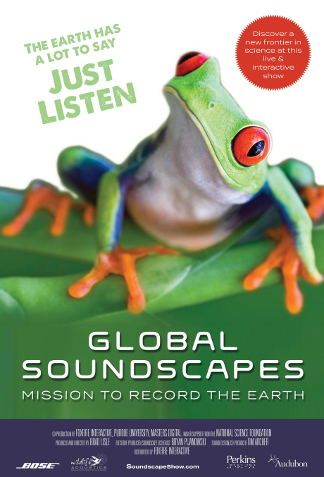 (Global Soundscape poster)